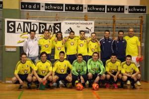 FSC Schwaz, Meisters 2013/14