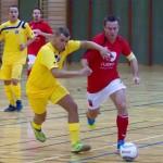 Dynamo Triestingtal im Spiel