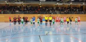 Futsal Klagenfurt gg Stella Rossa 07.12.2013