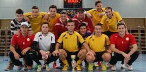 Futsal Klagenfurt als 1. Kärntner Cupsieger