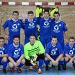 Mannschaftsfoto Futsal Innsbruck 2013/14