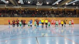 Stella Rossa gegen Futsal Klagenfurt
