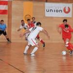 Futsal Städte Cup 2014 in Innsbruck