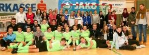 Futsal Damenmannschaften Pottenstein