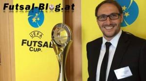 UEFA Futsal Cup Auslosung 2015
