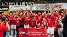 Kaiserebersdorf Futsal-Meister 2016