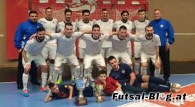 Wiener Futsal Cup Sieger 2016