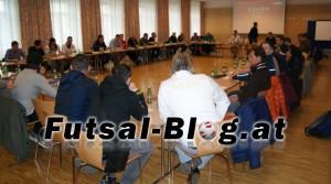 Futsal Liga Ausschuss 2016