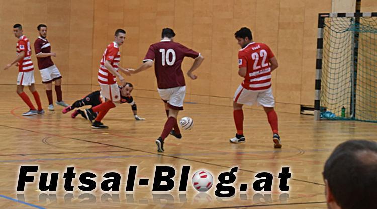 Futsal Innsbruck - Stella Rossa