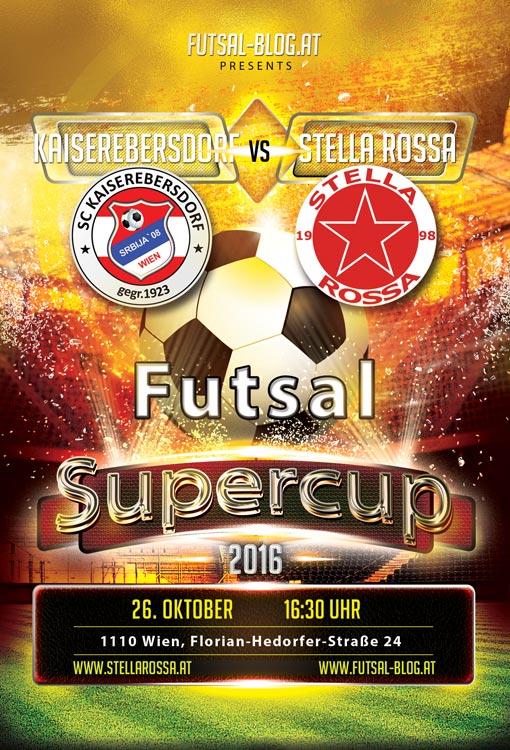 Futsal Supercup 2016