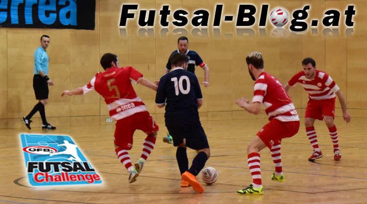 Futsal Innsbruck - FUTSAL Klagenfurt