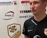 Interview Eric Willer (FSV Uniqa St. Pölten)