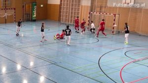 Kevin Vaschauner Futsal Klagenfurt