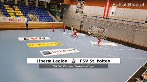 PFC Liberta Legion - FSV Uniqa St. Pölten