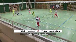 yC Käfig League - Futsal Komusina