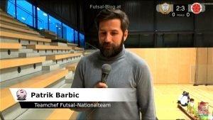 Interview Patrik Barbic