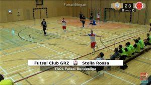 Futsal Club GRZ - Stella Rossa tipp3