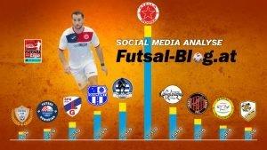 futsal social media analyse