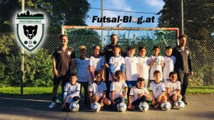 Panthera Graz Nachwuchs Futsal