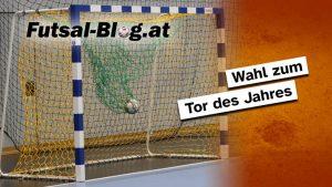 Futsal Tor des Jahres
