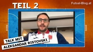 Aleksandar Ristovski Futsal-Studio
