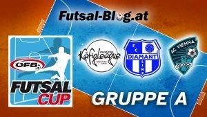 ÖFB Futsal Cup Gruppe A