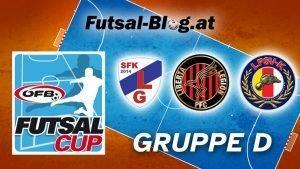 ÖFB Futsal Cup Gruppe D