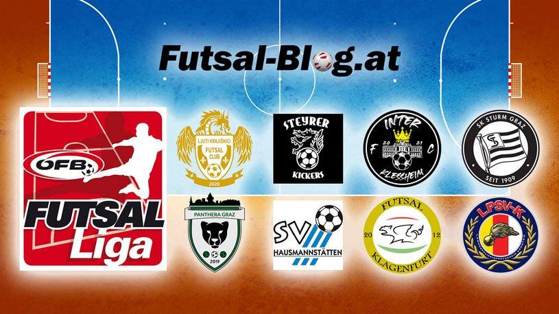 2. ÖFB Futsal Liga 2021/22 Gruppe West